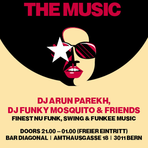 DJ Funky Mosquito - Meet the Music One (Opening 2) - live @ Diagonal