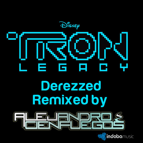 Daft Punk-Derezzed (Alejandro Cienfuegos Remix) #4 Top 10 Indabamusic WORLWIDE