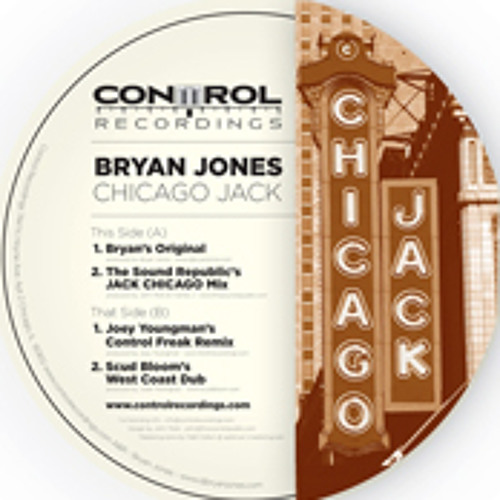 Bryan Jones - Chicago Jack(The Sound Republic Remix)