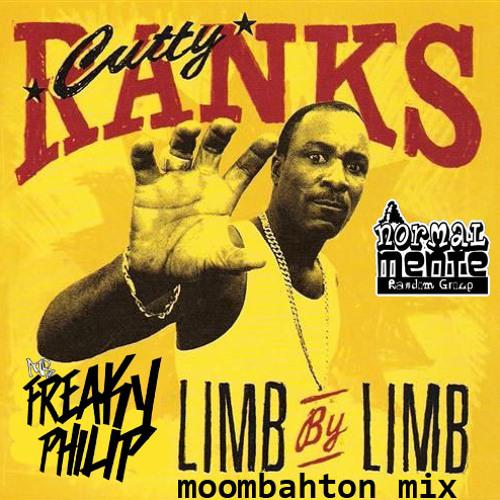 Freaky Phillip Vs Cutty Ranks - Limb by Limb (Moombahton mix)