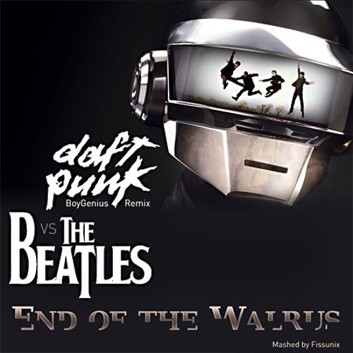 End of the Walrus - Fissunix feat. CLT - (BoyGenius Remix Mashed)