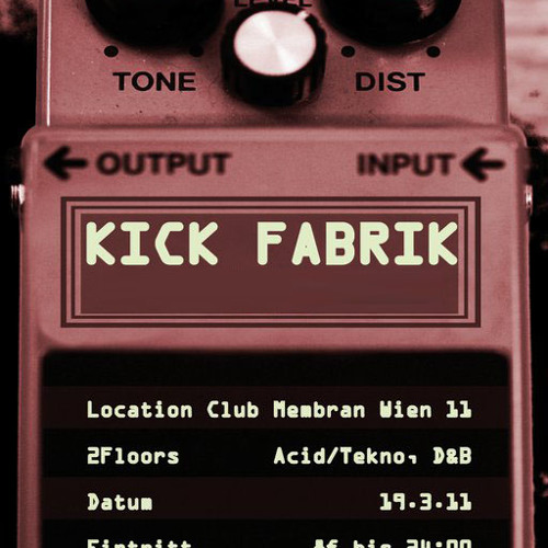 CMENS - LIVESET - KickFabrik04 - 22.04.2011
