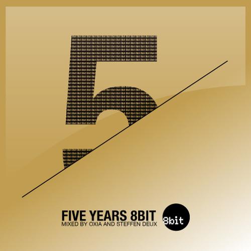8Bit RECORDS 5 Yr. ANNIVERSARY