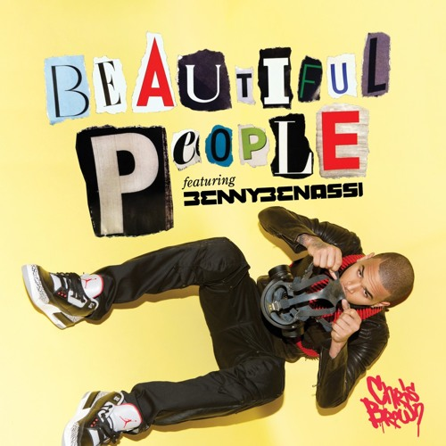 Chris Brown and Benny Benassi - Beautiful People (Phuckheads Remix)