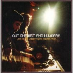 Cut Chemist & Nu-Mark Live At The Variety Arts Center, 1997