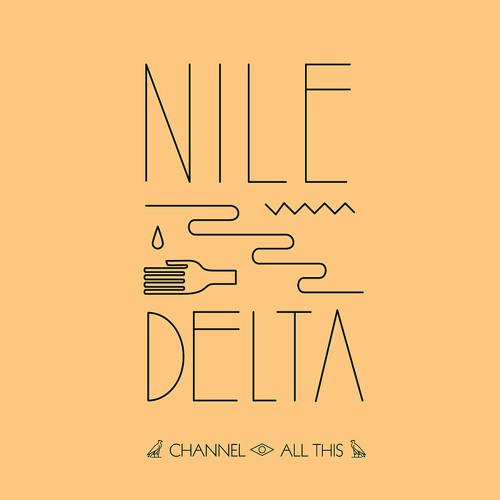 Nile Delta-Channel