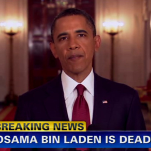 President Obama confirms death of Osama Bin Laden