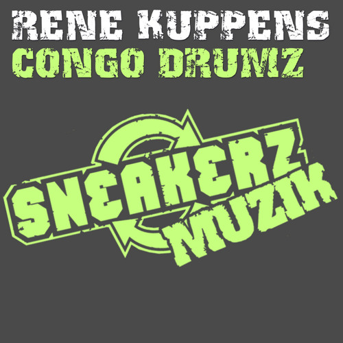 Rene Kuppens - Congo Drumz (OUT NOW)