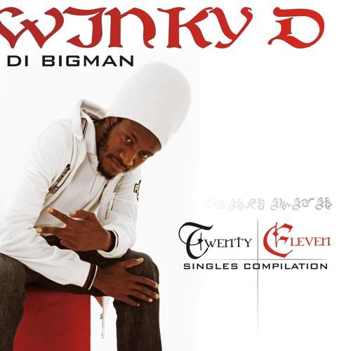 WINKY D-NOBODY(SPLIT PERSONALIY RIDDIM)