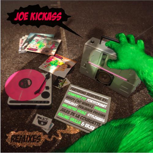 Joe Kickass - Unga Bunga (Denver Remix)