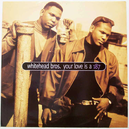 Whitehead Bros. - Your Love Is A 187 (Buré Remix) 320