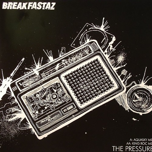 'The Pressure (Aquasky Mix) - The Breakfastaz - Passenger 2006