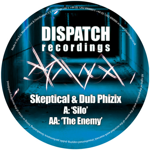 Skeptical & Dub Phizix - The Enemy - Dispatch