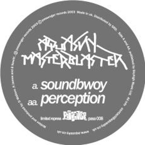 'Soundbwoy' - Aquasky - Passenger Records 2002