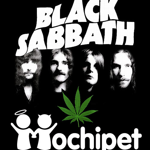 Mochipet-Black Sabbath Sweat Leaf Remix [Like it? Repost!]