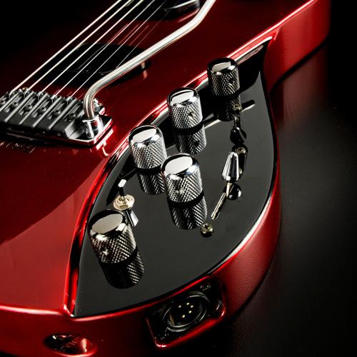 Moog guitar MG Full Sus