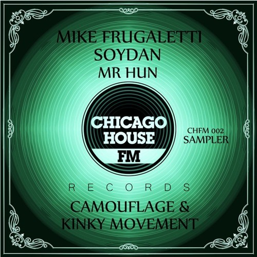 Play Something - Chicago House FM records