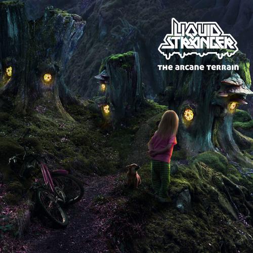 Liquid Stranger - The Arcane Terrain Mashup