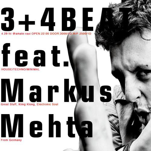 Markus Mehta - Live @ Amate-Raxi in Tokyo 29-04-2011
