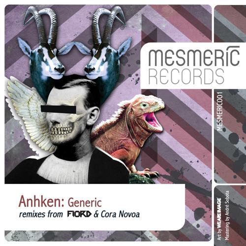 Anhken - Generic (Cora Novoa Remix) SNIPPET
