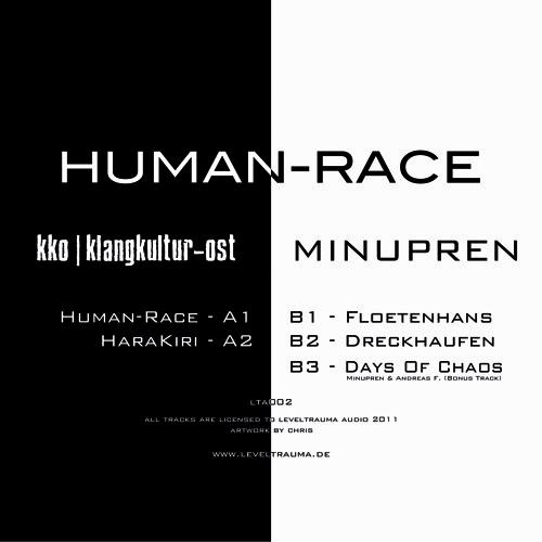 "Human Race Preview [LTA002 on 12"" Vinyl]"