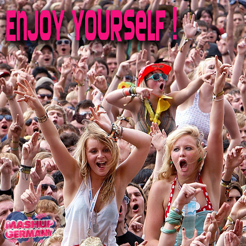 Mashup-Germany - Enjoy yourself
