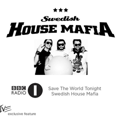 Swedish House Mafia - Save The World Tonight (Rockeed Remix)