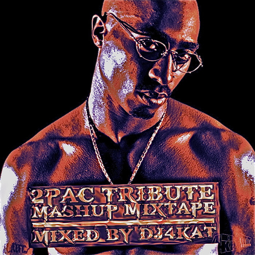 DJ4Kat - Tupac Feat. Capleton - Holla If You Hear Me (Mashup) (Beat Re-Edited by DJ4Kat)