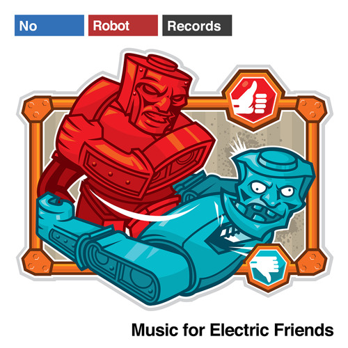 [NRBT-003] V/A - Music For Electric Friends