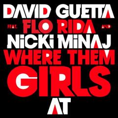 David Guetta ft. Flo-Rida & Nicki Minaj - Where them girls at (Nicky Romero Remix)