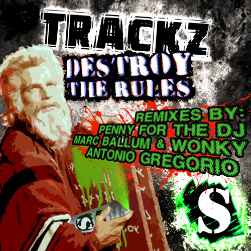 Trackz - Destroy the Rules PREVIEW