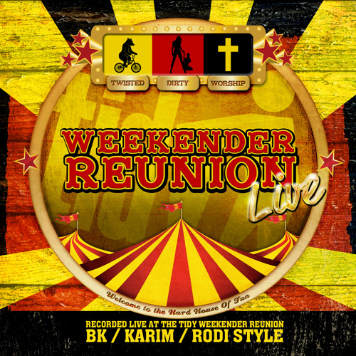 Tidy Weekender Reunion - LIVE! (In two minutes) -  Karim Disc