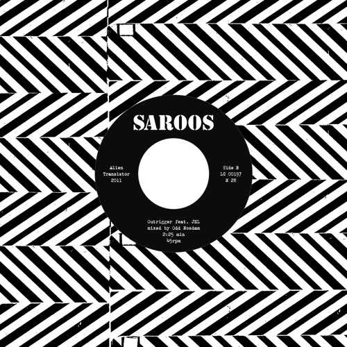 Saroos : Outrigger feat. Jel