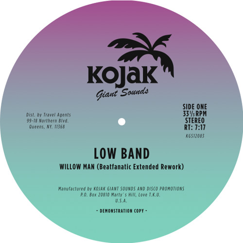 "Low Band - ""Willow Man"" (Beatfanatic Extended Rework)"