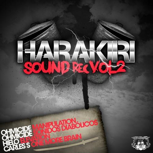 HIELO - ELEVATION (demo version) on HARAKIRI Records 02