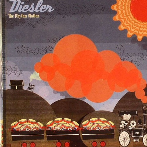 Diesler - The Rhythm Station LP (2007)