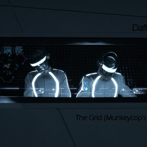 Daft Punk - The Grid (Munkeycop's 'La Grille' Remix)