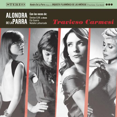 Travieso Carmesí - Solamente Una Vez (Denise Gutiérrez, Ely Guerra y Natalia Lafourcade)