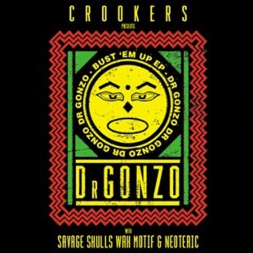 Crookers & Savage Skulls - Bust Em Up (What So Not 'Bass Edition')