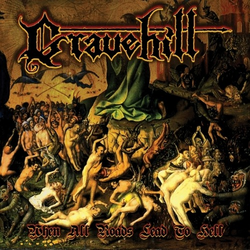 Gravehill - Devil Worshiper (When All Road Leads to Hell LP)