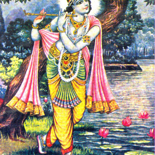 4 10 42 Shri Krishna Ke Van Bhojan Leela Ka Dhyan