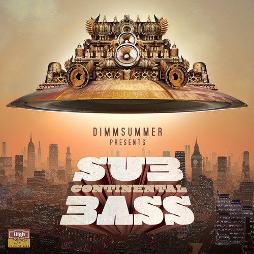 In My Heart - Nucleya (dimmsummer presents: SUBcontinentalBASS)