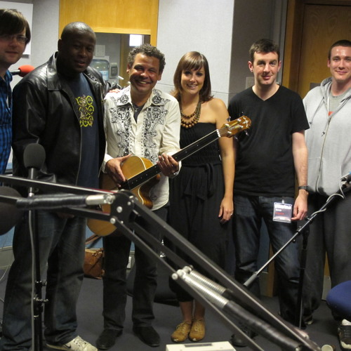 Lizzy Parks LIVE on the Craig Charles Funk and Soul Show BBC6 30/05/11