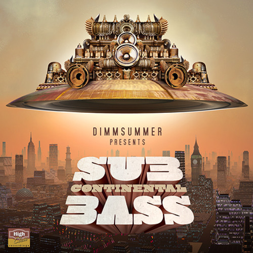 dimmsummer presents: SUBcontinentalBASS