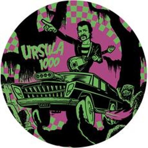 Ursula 1000 ft Fred Schneider - Hey You (Volta Bureau Remix)