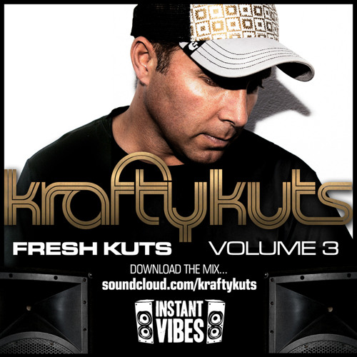 Krafty Kuts - Fresh Kuts - Volume 3