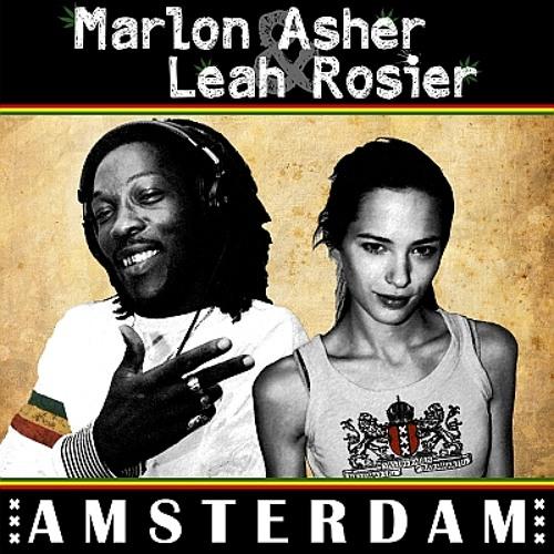 marlon asher & leah rosier - amsterdam (subatomic sound system remix)