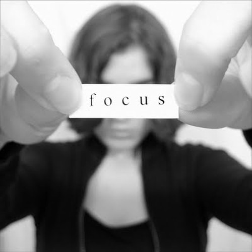 Don't Lose Focus!! - Daily Word May 6, 2011