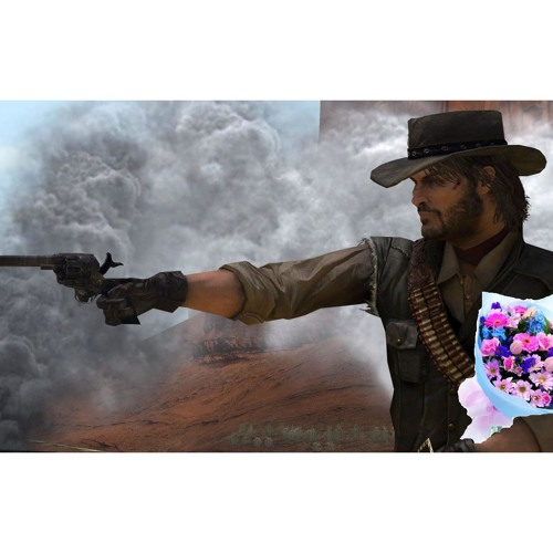 John Marston the Flower Slinging Cowboy