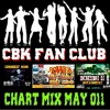 CBK FAN CLUB  ***  HIP HOP -  HOUSE  Styles*** chart mix may 2011